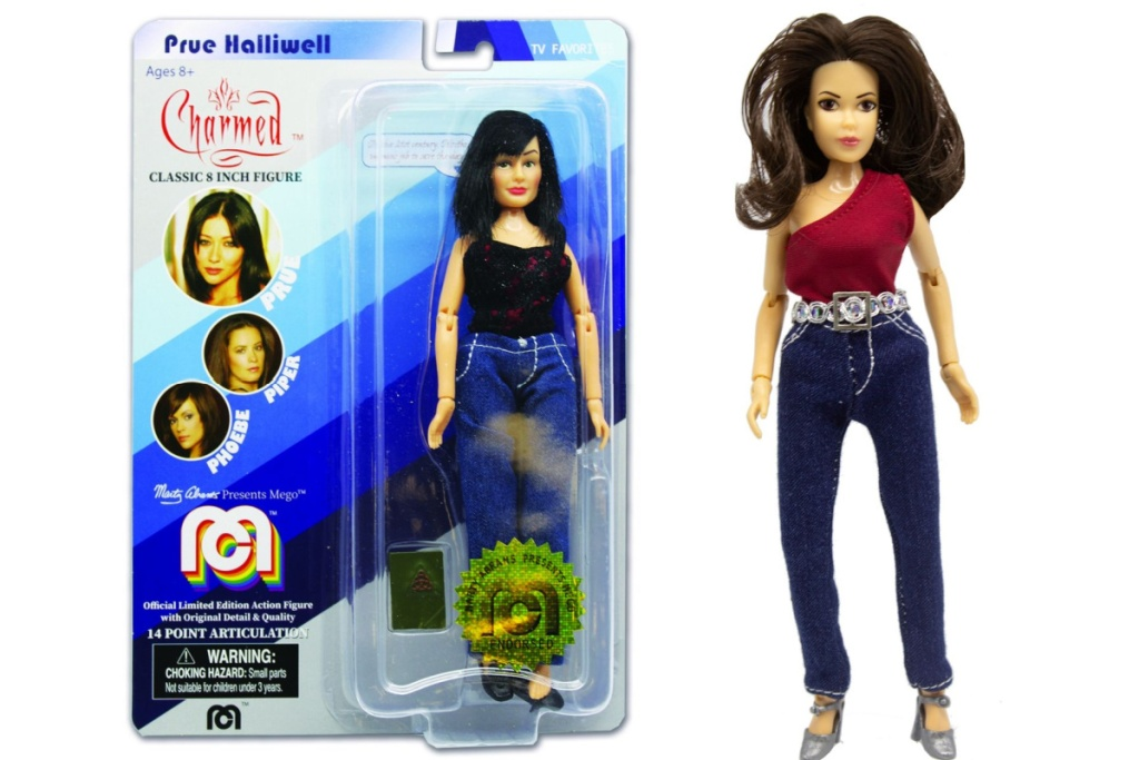 charmed action figures piper and marty