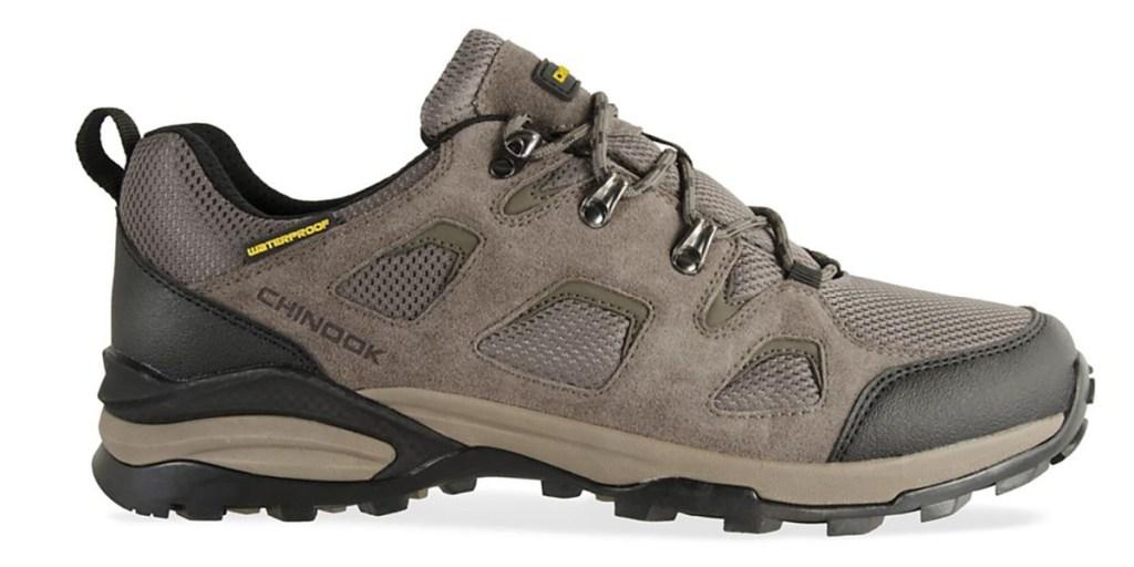 chinook mens low hiking shoe