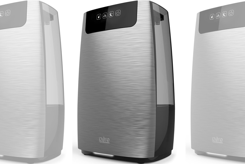cool mist humidifier by pure enrichment
