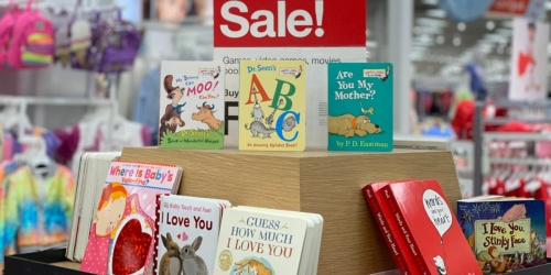 Buy 2, Get 1 Free Games, Puzzles, Movies & More at Target | Dr. Seuss Books Just $2.33 Each