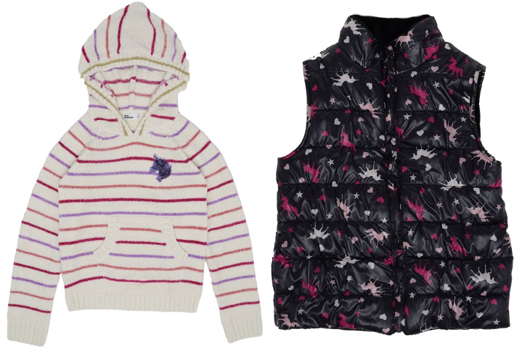epic threads girls sweater and vest from macy's