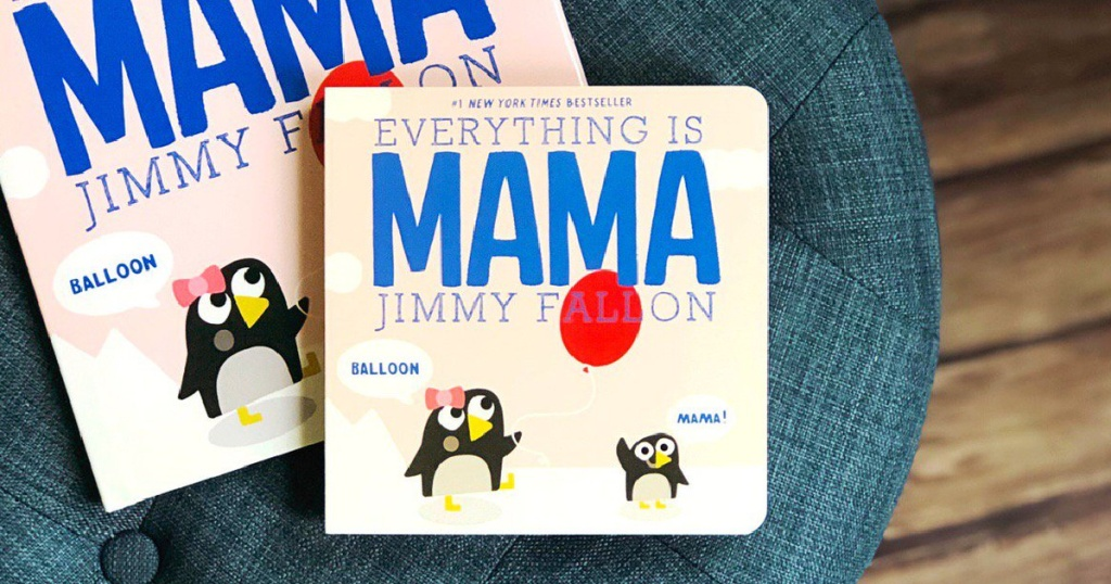 two everything is mama book