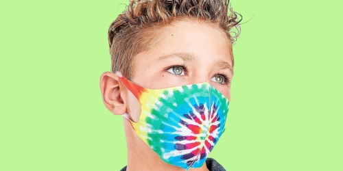Adults & Kids Face Mask 3-Packs Only $5 Shipped On FinishLine.com | Just $1.67 Each
