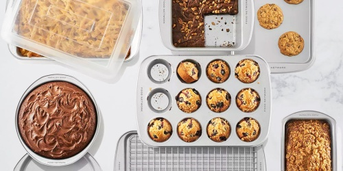 Food Network 10-Piece Bakeware Set from $44.79 (Regularly $80) + Free Shipping for Select Kohl's Cardholders
