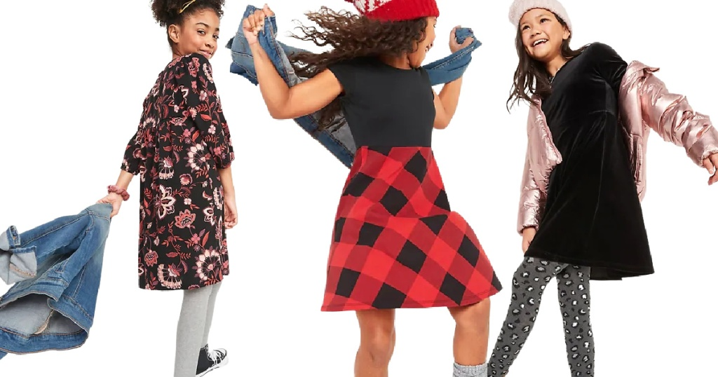 girls dresses from old navy