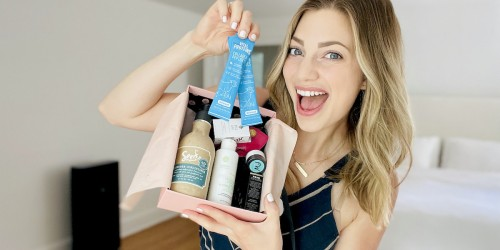 Glossybox Beauty Box Only $16 Shipped (Over $90 Value) – Fun Luxury Items to Try!