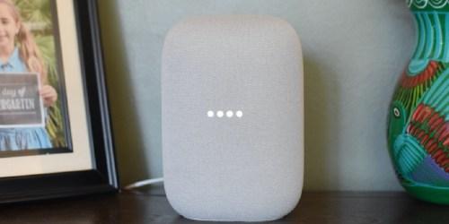 Google Nest Audio Smart Speaker 2-Pack Only $139.98 on Sam's Club (Regularly $170)