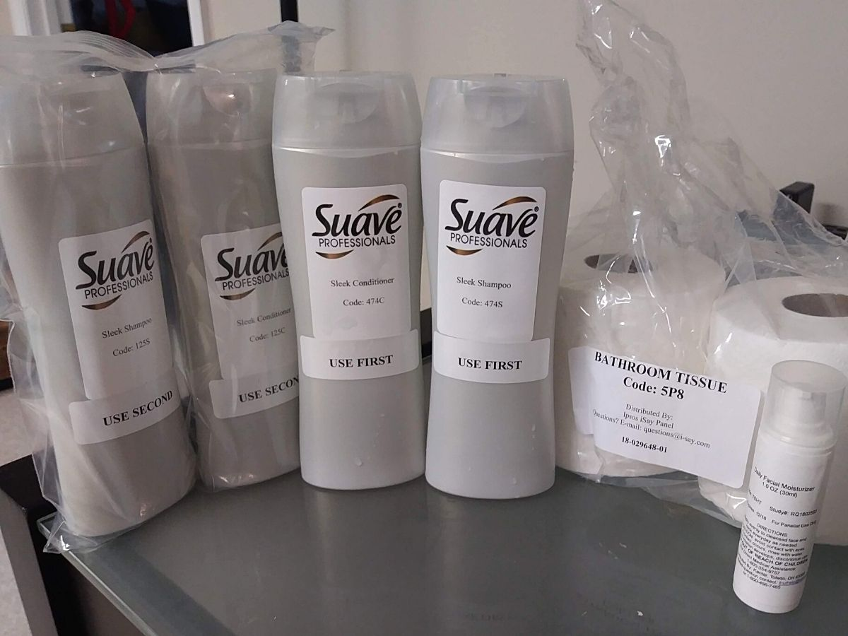 Suave Professionals products