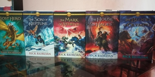 Give the Gift of Adventure w/ Chapter Book Sets on Amazon