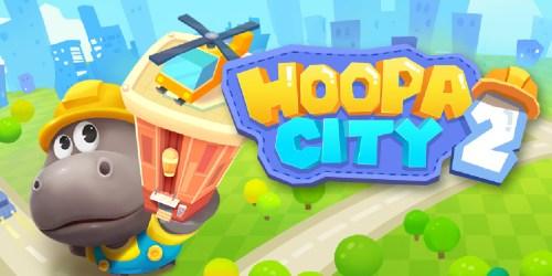 FREE Dr. Panda Hoopa City 2 App (Regularly $4)
