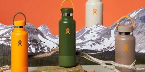 Hydro Flask Limited Edition 21oz Bottle Only$25.77 Shipped (Regularly $43)