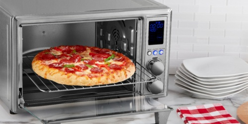 Insignia Convection Toaster Oven & Air Fryer Just $69.99 Shipped on BestBuy.com (Regularly $150)