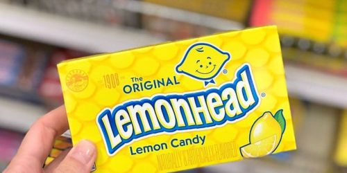 Lemonhead Candy 24-Pack Only $5.79 Shipped on Amazon | Just 24¢ Each