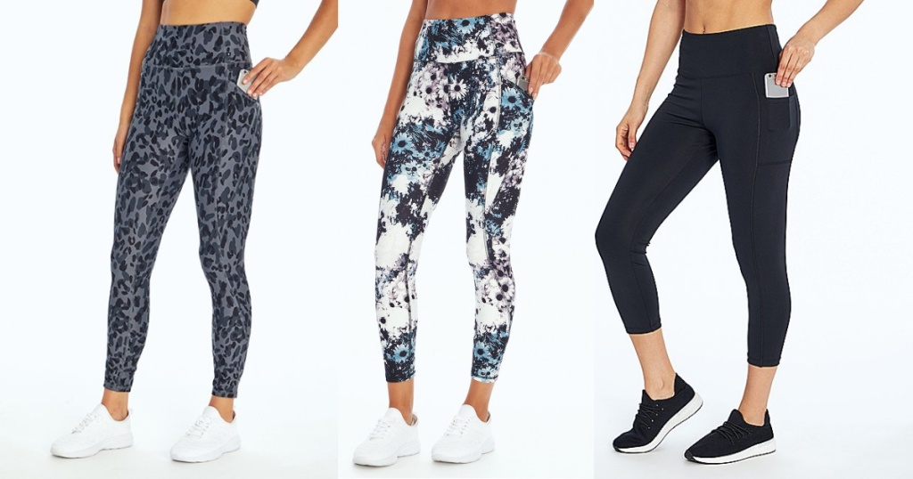 three marika leggings