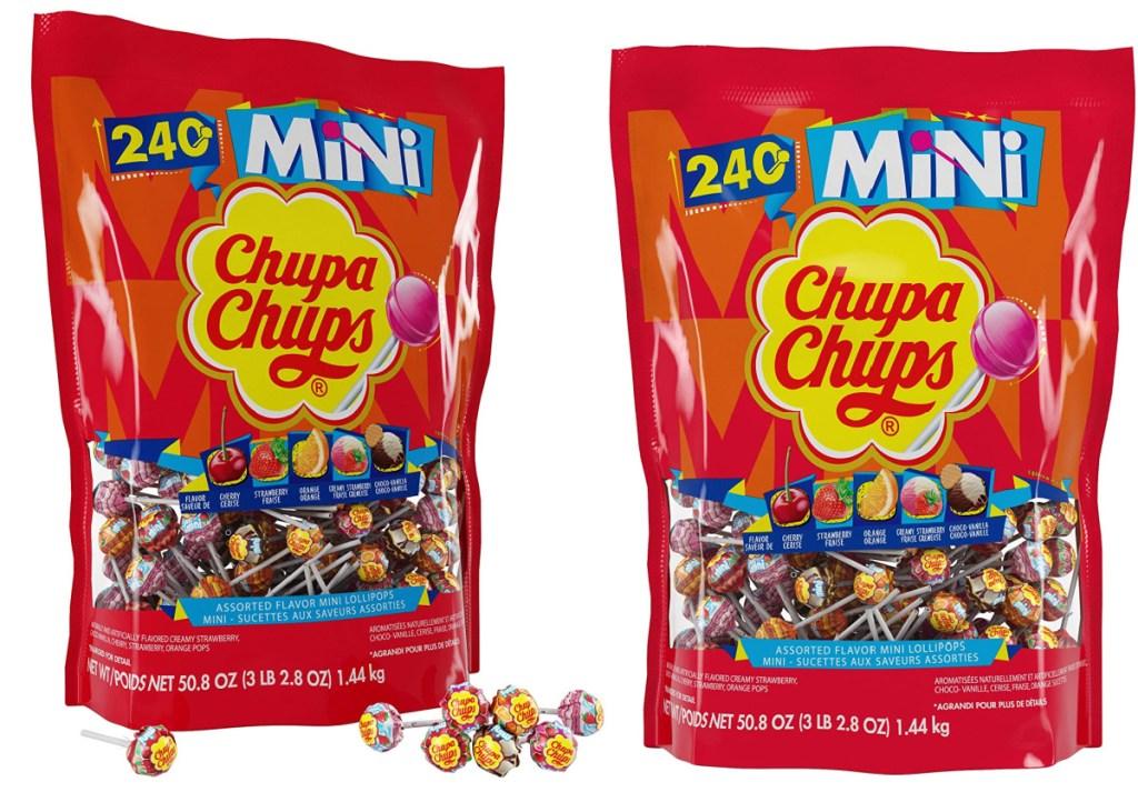 mini chupa chups lollipops 240-count