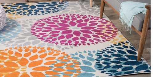7×9 Area Rug Only $93 Shipped on Amazon (Regularly $250) | More Styles Available
