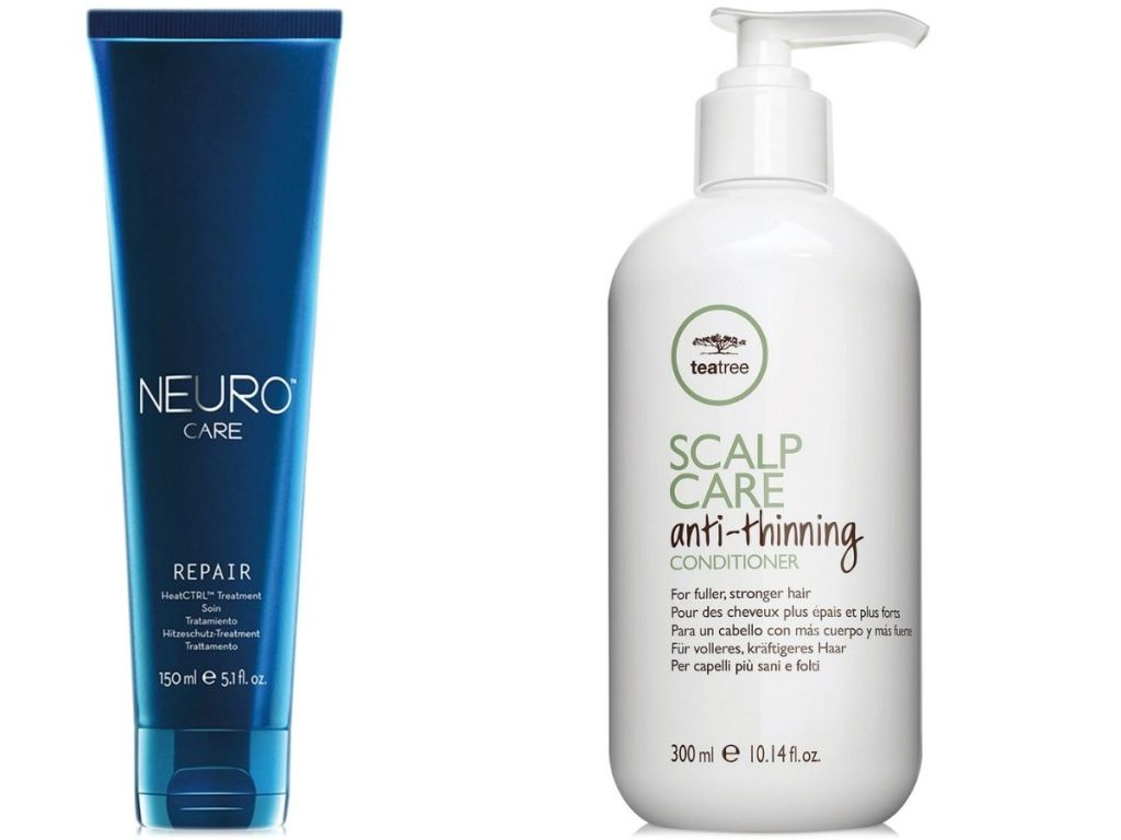 Neuro care and TeaTree hair items