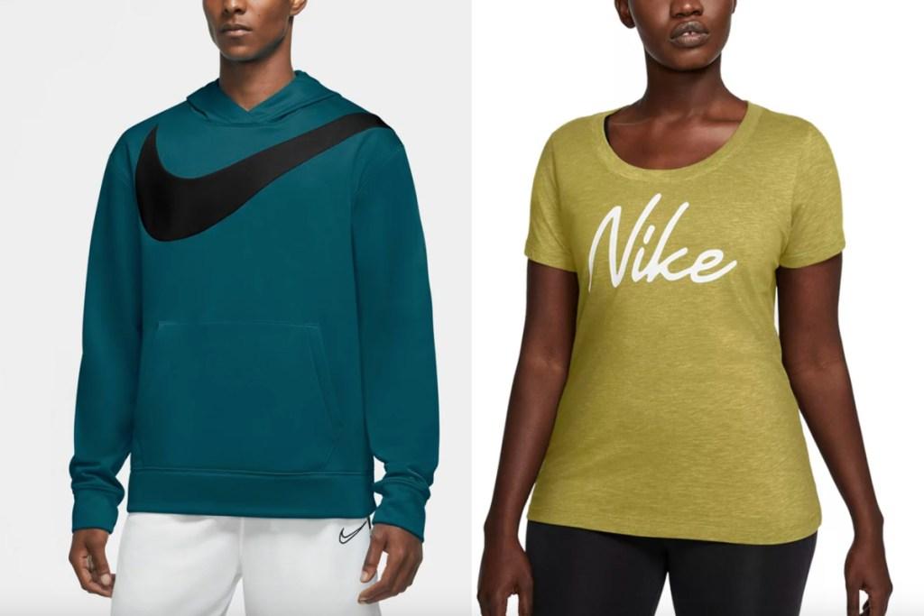 nike adult apparel