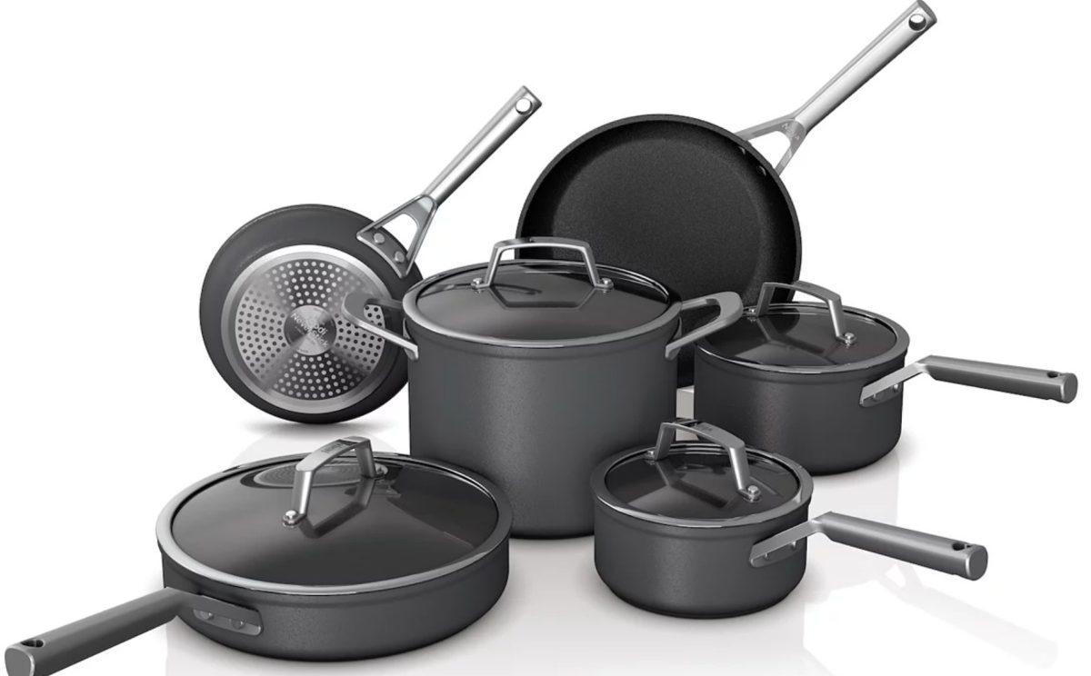 ninja foodi cookware set 10-piece