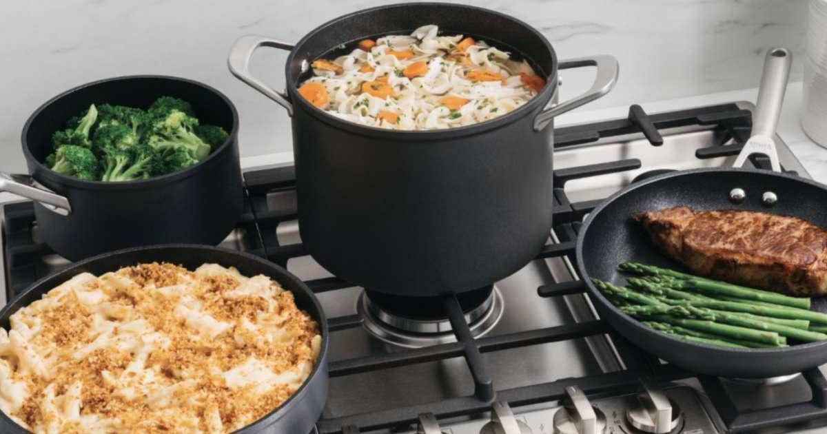 Ninja Foodi NeverStick Cookware Set