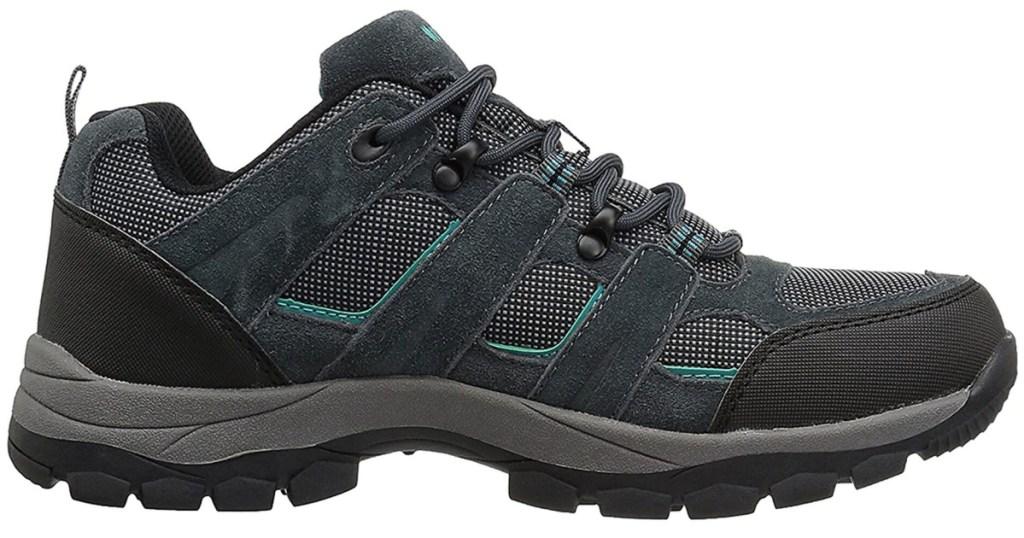 northside monroe womens hiking shoe navy
