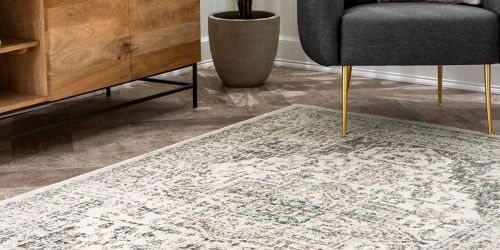 5′ x 8′ Neutral Area Rugs as Low as $67.66 Shipped on Amazon (Regularly $169)