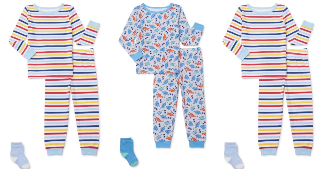 3 toddler pajamas