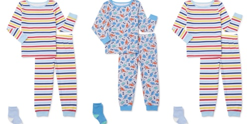 Toddler 3-Piece Pajama Sets Only $6.49 on Walmart.com (Regularly $13)