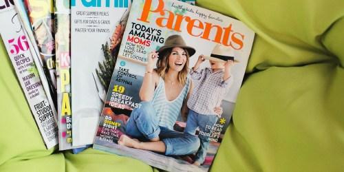 FREE Magazine Subscriptions | Parents, Men's Health & More