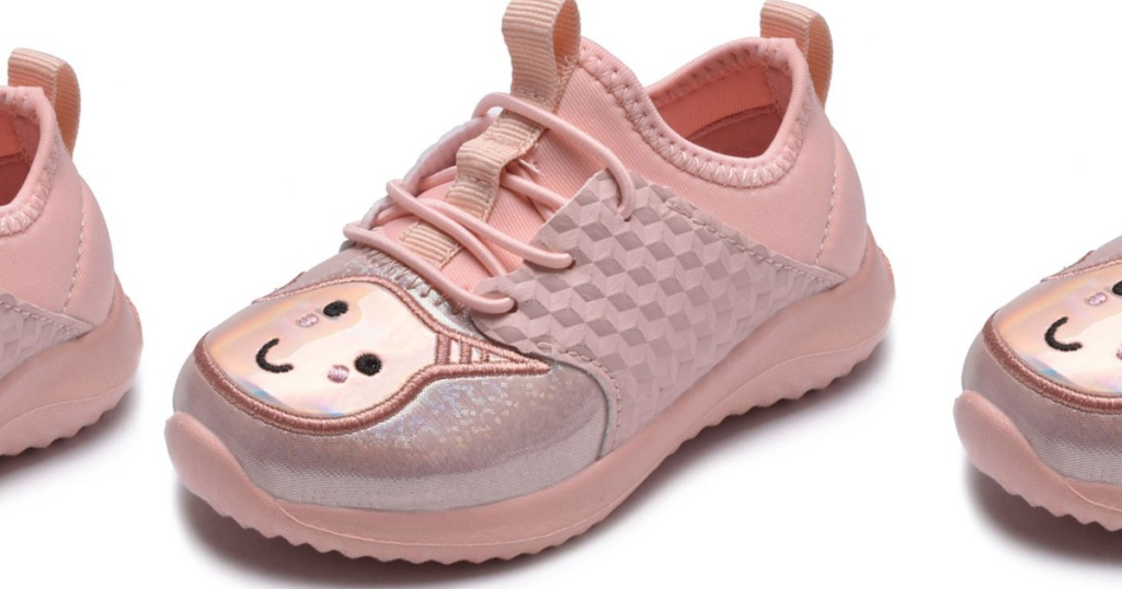 pink narwhal shoes