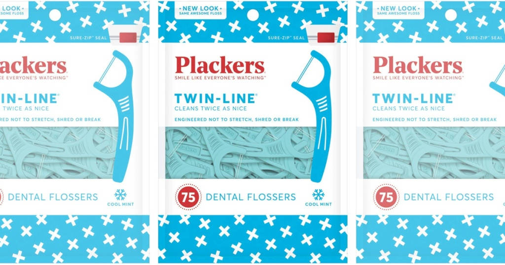 plackers flossers