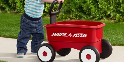 Radio Flyer 2-in-1 Wagon Walker Only $19.97 on Walmart.com