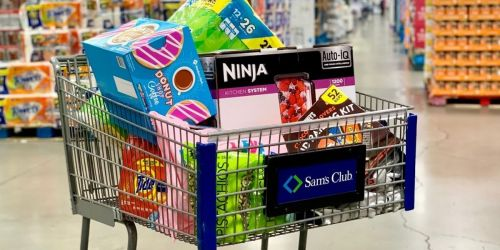 Sam's Club 1-Year Membership Only $25 + Score Up to $30 in Gift Cards & Free Food