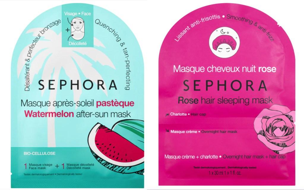 sephora hair masks