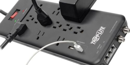 12-Outlet Surge Protector Only $22.90 on Amazon (Regularly $32)