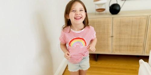 We Love Walmart's Cute & Cheap Kids' Clothes from Garanimals – as Low as $1.19 a Piece!