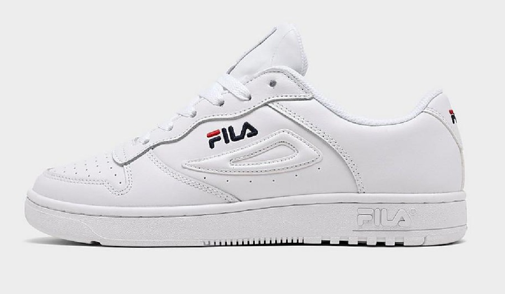 womens fila shoe white