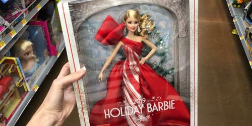 Holiday Collection Barbie Dolls from $17 on Amazon (Regularly $40)