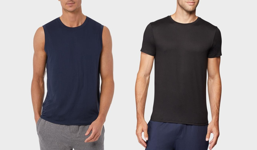 32 degrees men tank and tee