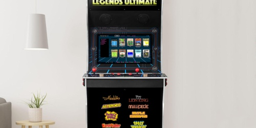 Legends Ultimate Home Arcade Only $499 Shipped on Walmart.com | 300 Built-in Games