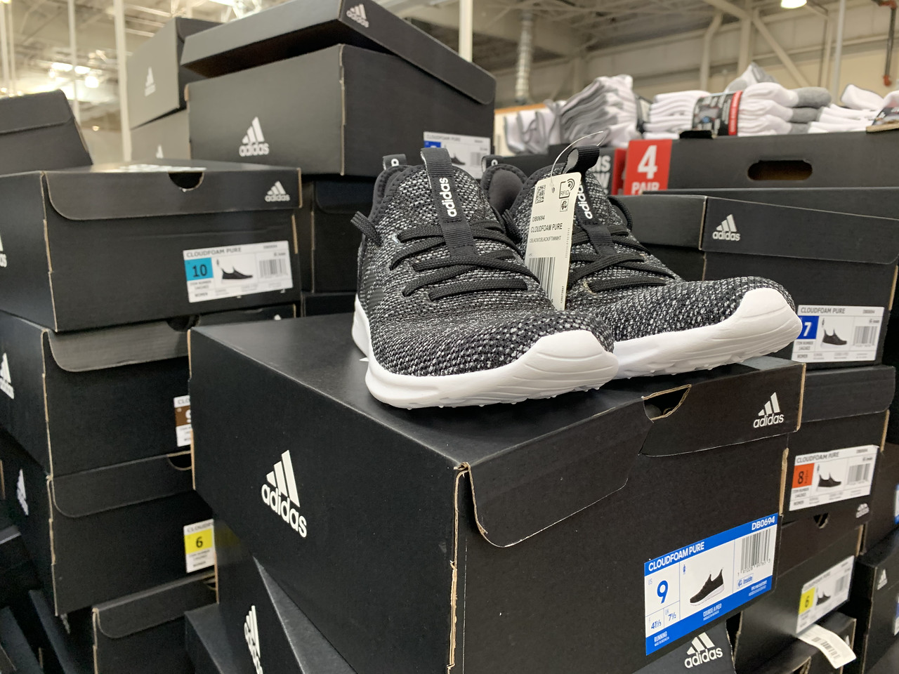Adidas Women's Cloudfoam Shoes Only $29.99 at Costco