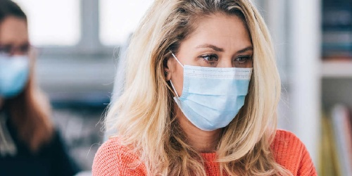 Adult Disposable Face Masks 300-Count Just $4.94 Shipped on Costco.com