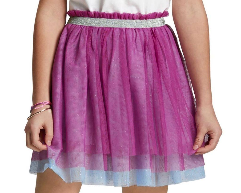 American Girl Girls Glitter Skirt