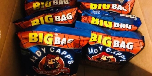 Andy Capp's Big Bag Hot Fries 8-Pack Just $11.88 Shipped on Amazon (Only $1.49 Per Bag)