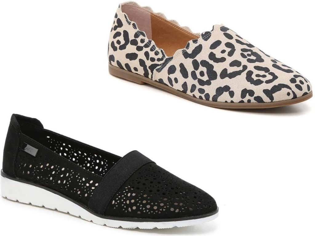 Anne Klein and Lucky Brand Women's Flats
