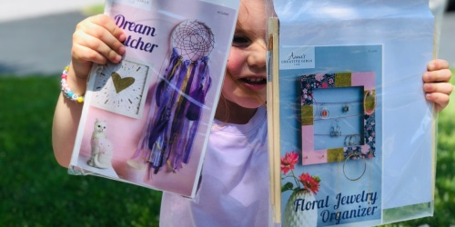 TWO Annie's Creative Girls Craft Kits Only $15.94 Shipped | Beat Summer Boredom!
