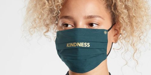 Athleta Breathable Face Masks w/ Great Reviews from $2 Each