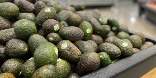 New $1/4 Avocados from Mexico Coupon = Only 25¢ at Walmart (+ Recipe Ideas!)