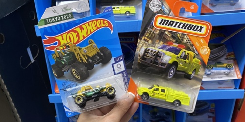 Buy 1, Get 1 Free Hot Wheels & Matchbox Cars at Dollar General | Great Easter Basket Stuffers