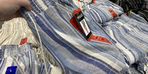 Women's Linen Blend Shorts Just $9.99 at Costco | Perfect for Summer